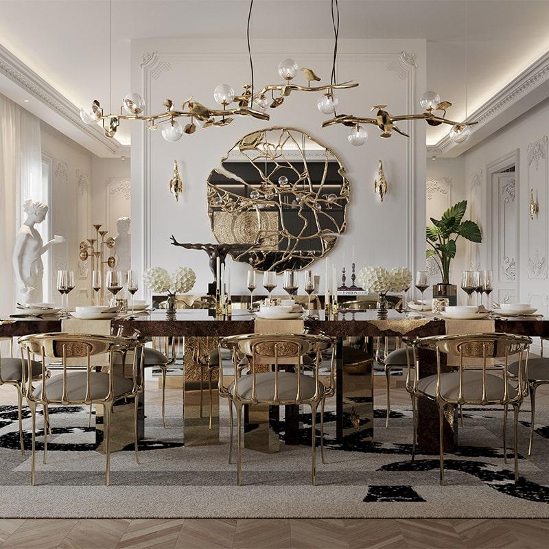 parisian penthouse