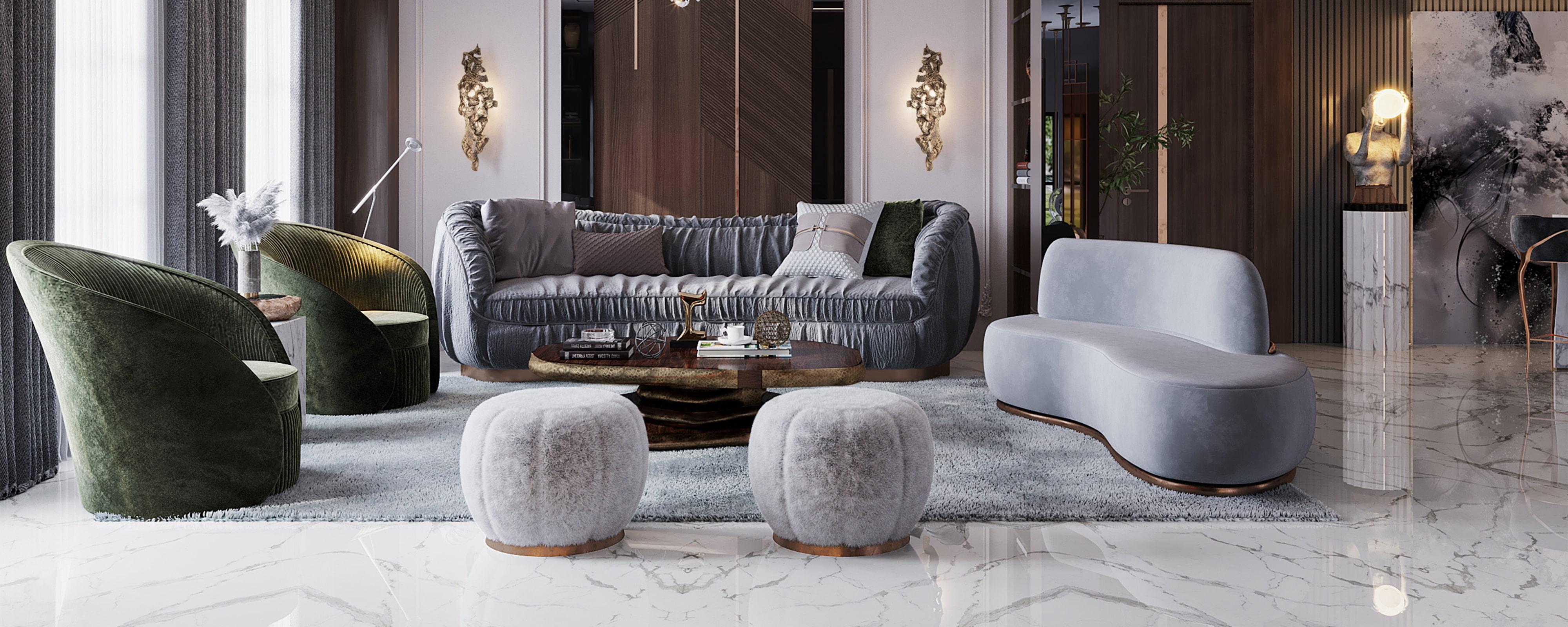 opulent modern classic villa in riyadh