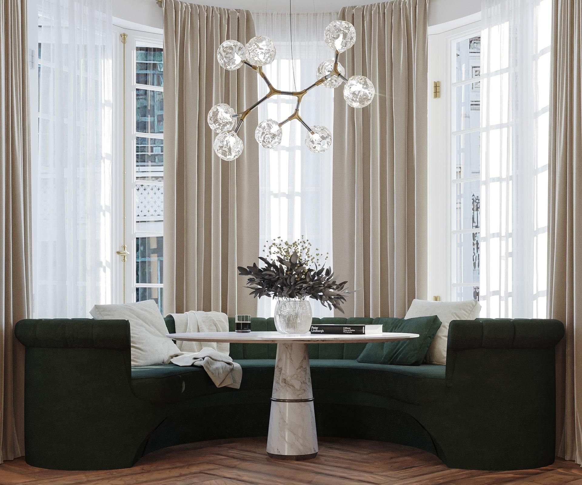 the éternel parisian apartment