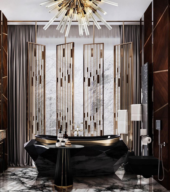 bathroom - $8,5 MILLION MODERN CLASSIC VILLA