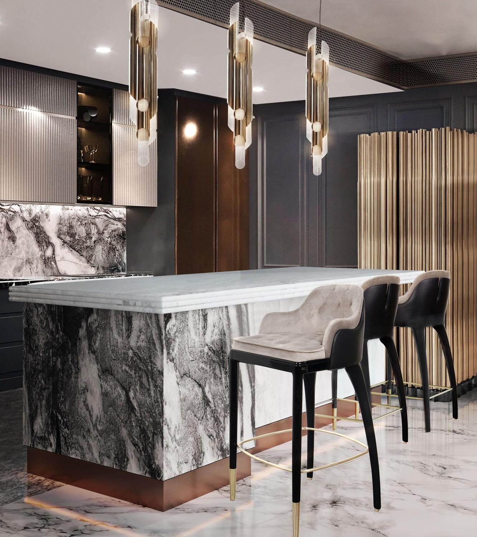 kitchen - $8,5 MILLION MODERN CLASSIC VILLA