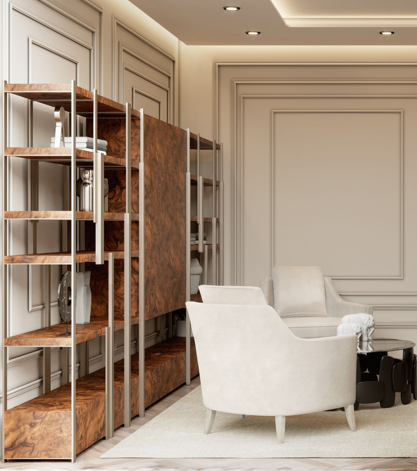 office - AN EXCEPTIONAL CONTEMPORARY MODERN 16 MILLION PENTHOUSE IN MONACO
