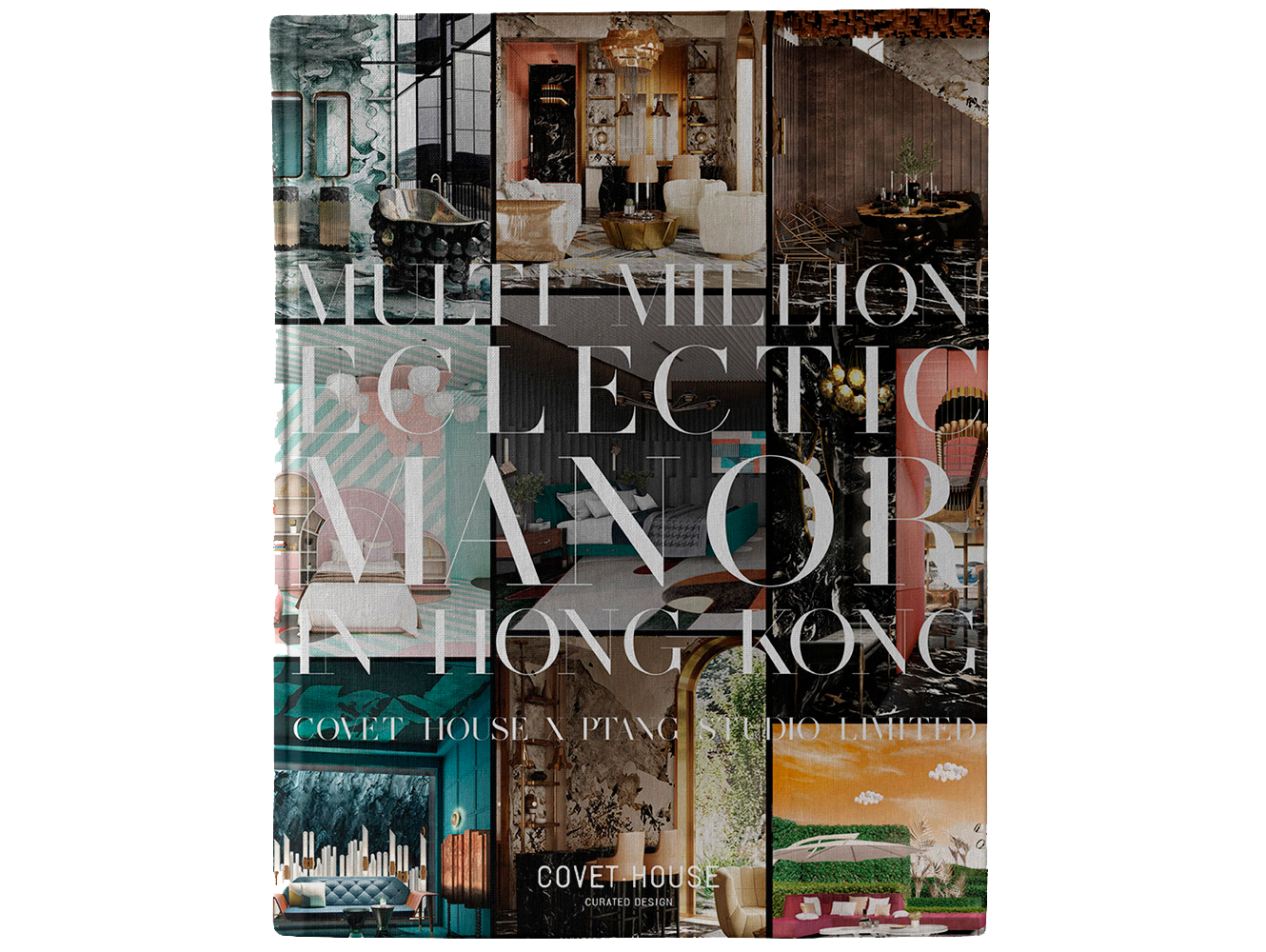 MULTI-MILLION ECLECTIC TOWNHOUSE IN HONG KONG ebook