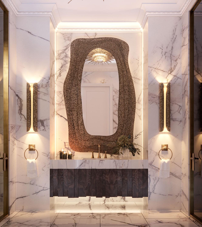 """bathroom - the """"éternel"""" parisian apartment"""