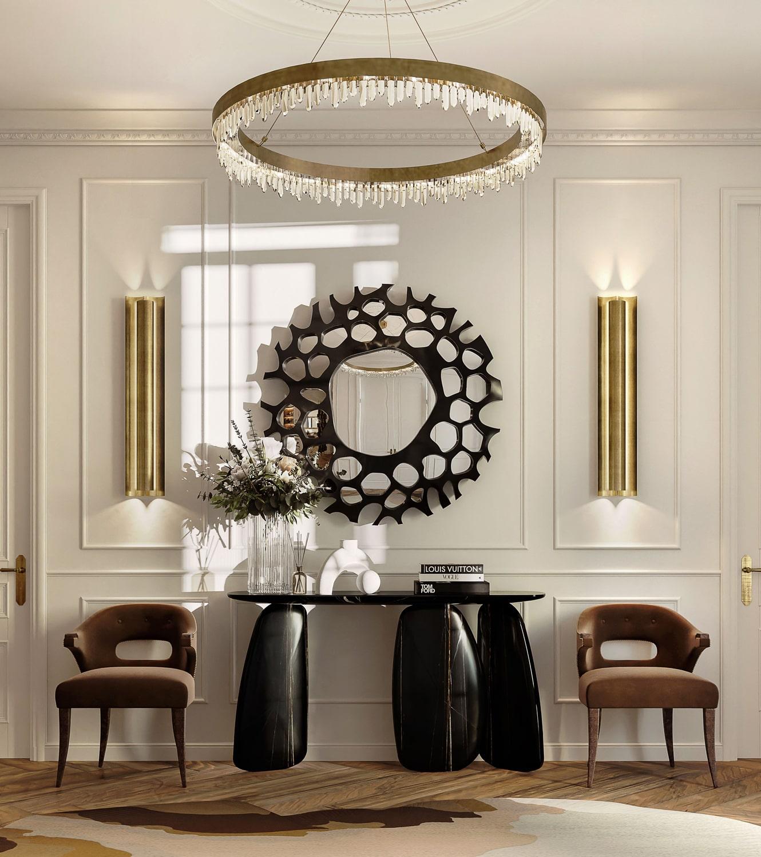 """entryway - the """"éternel"""" parisian apartment"""