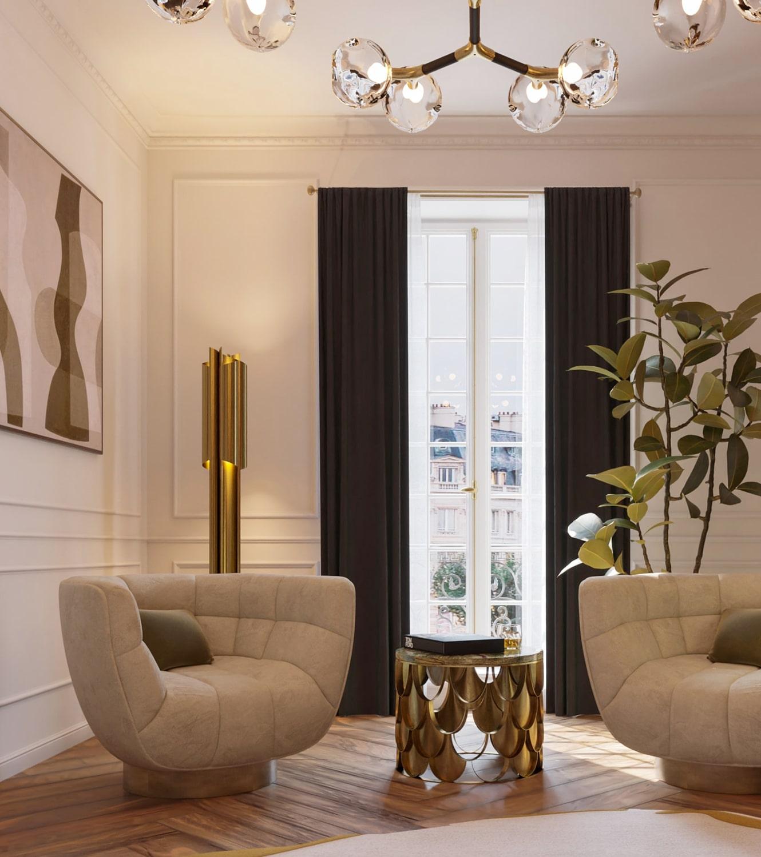 """office - the """"éternel"""" parisian apartment"""