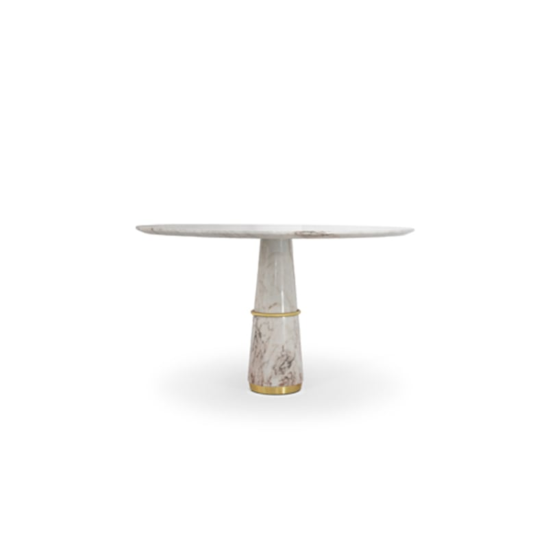 agra dining table