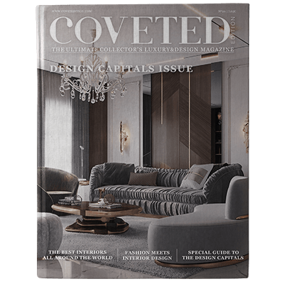 the ultimate collector's <br>luxury & design magazine